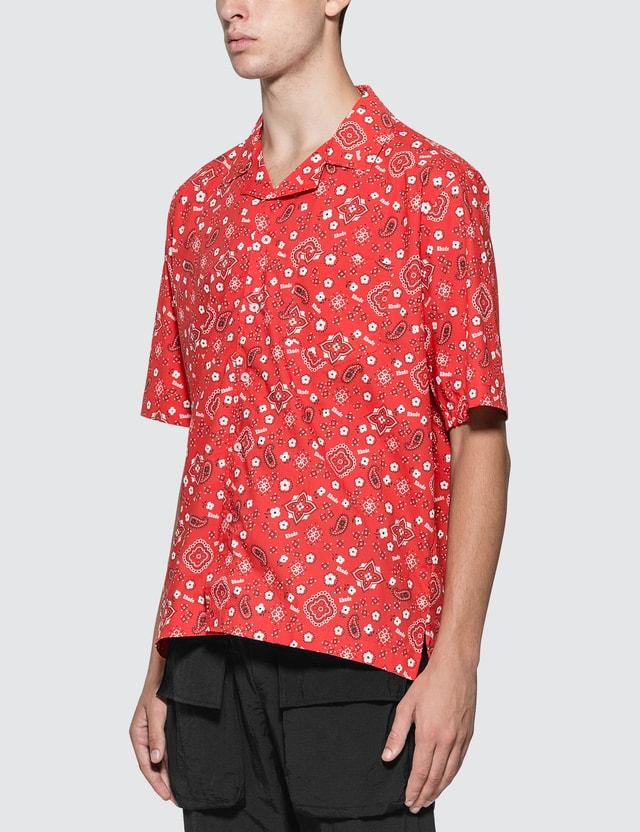 Rhude Bandana Hawaiian Shirt
