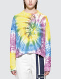X-Girl Tie Dye Knit Top Picture