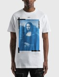 Off-White Mona Lisa Graphic Slim T-shirt Picture