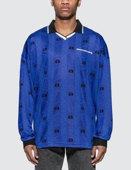 Alexander Wang Soccer Jersey Polo
