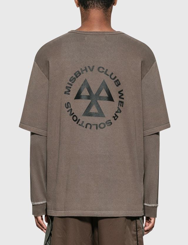 Misbhv CWS Long Sleeve T-Shirt Taupe Men