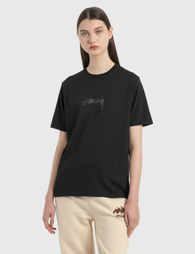 Stussy Increase The Peace T-Shirt Black Women