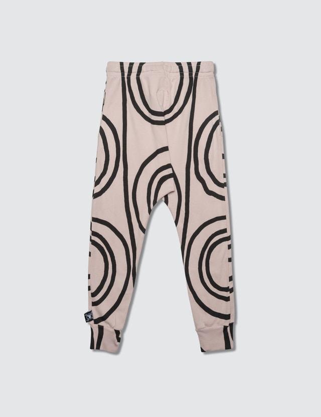NUNUNU Circle Baggy Pants