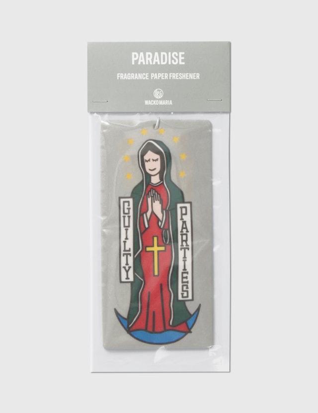 "Wacko Maria Wacko Maria X Kuumba Fragrance Paper ""Paradise"" Grey Unisex"