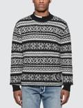 Versace Knit Jacquard Sweater Picutre