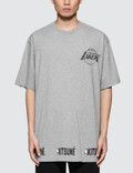 Maison Kitsune Lakers S/S T-Shirt Picture