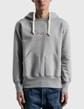 Maison Margiela Label Printed Hoodie Picture