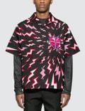 Prada Thunder Print Bowling Shirt Picutre