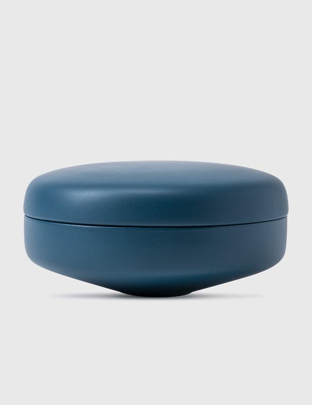 Raawii Alev Bon 01 Dish & Lid Mallard Blue Unisex