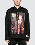 Raf Simons Christiane F. & Detlef Classic Hoodie Picture