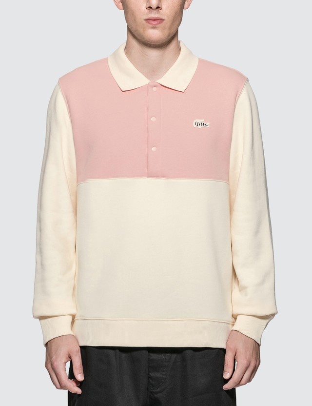 Lacoste GOLF le FLEUR* x Lacoste Mid Weight French Terry Polo