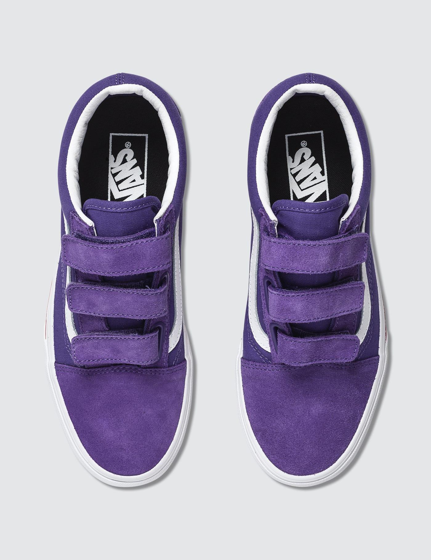 Vans - Old Skool V Platform | HBX