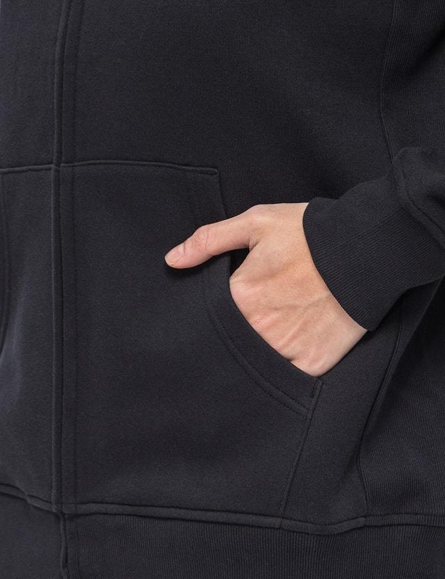 Black Scale Abtomat Paisley Full Zip Hoodie