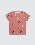 Mini Rodini Monkeys Aop T-Shirt Picture