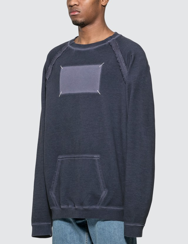 Maison Margiela 'Memory of' Label Sweatshirt