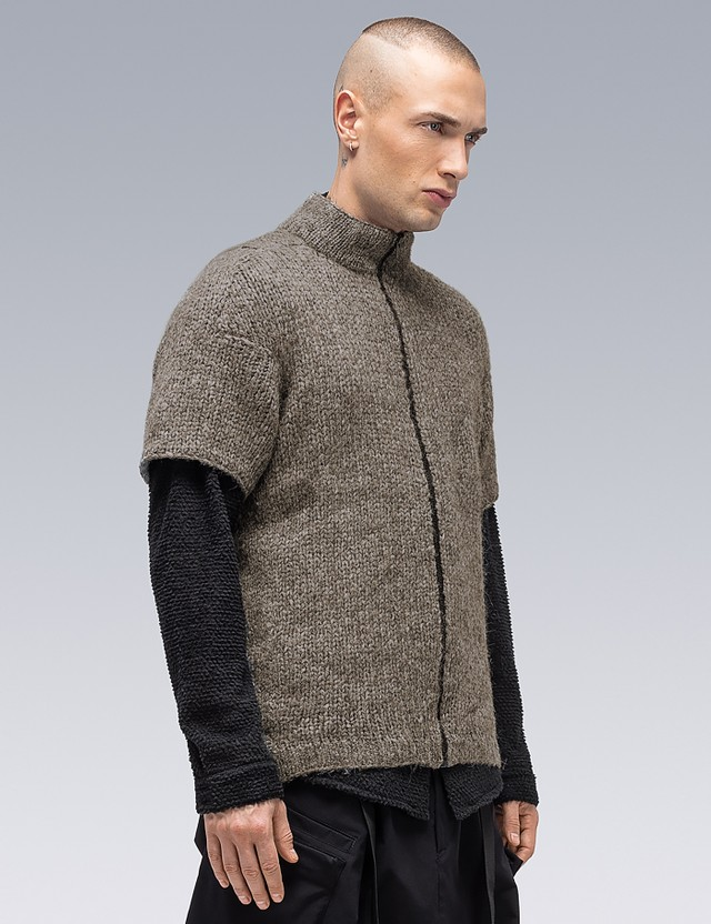 ACRONYM Air Jet Wool Vest