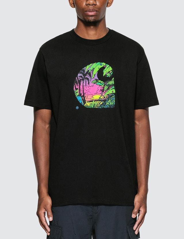 Carhartt Work In Progress Sunset C T-Shirt