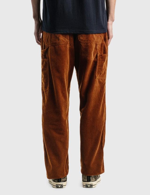 Carhartt Work In Progress Single Knee Pants Brandy Men