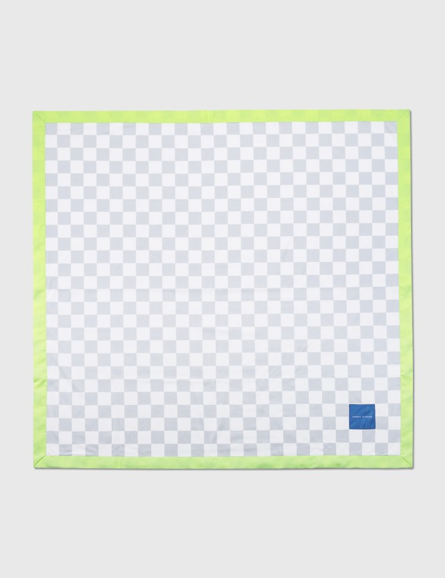 Crosby Studios Checkers Fleece Blanket Multi Unisex