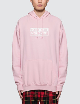 Places + Faces Box Logo Hoodie