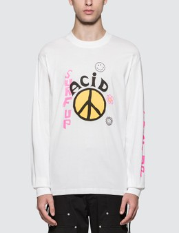Wasted Paris Surf Up L/S T-Shirt