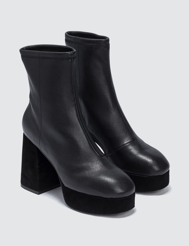 Opening Ceremony Carmen Leather Boot