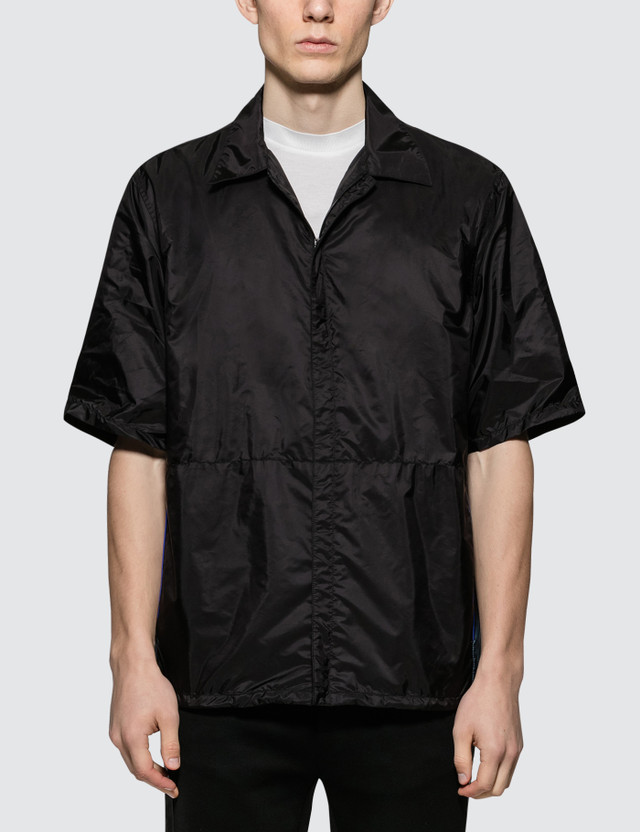 Prada S/S Zip Shirt