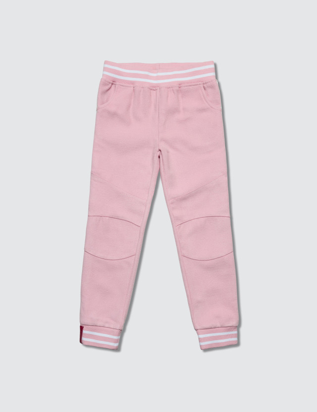 Haus of JR Teddy Varsity Moto Pants
