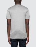 Lanvin Barre Print Slim Fit S/S T-Shirt