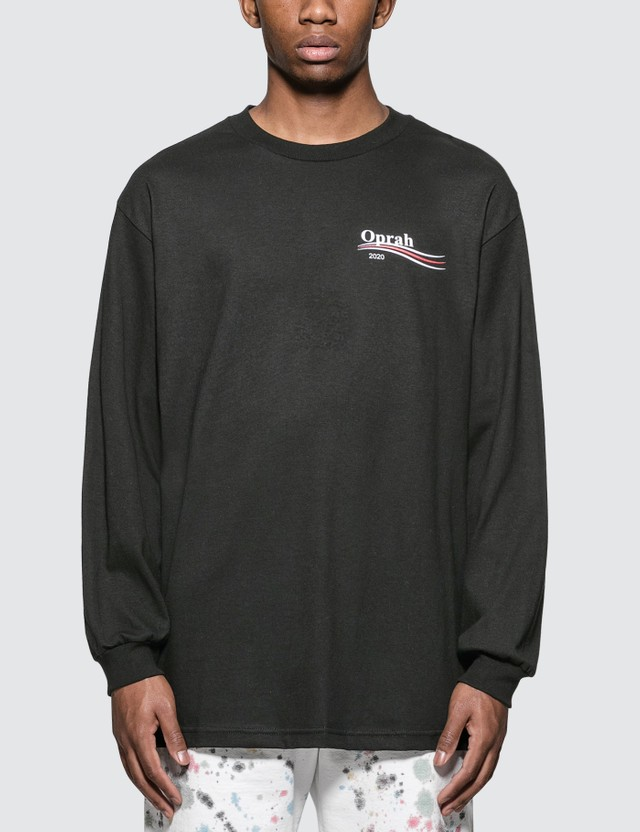 Pizzaslime Oprah 2020 Long Sleeve T-shirt