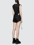 1017 ALYX 9SM Mackintosh Cropped Vest Black Women