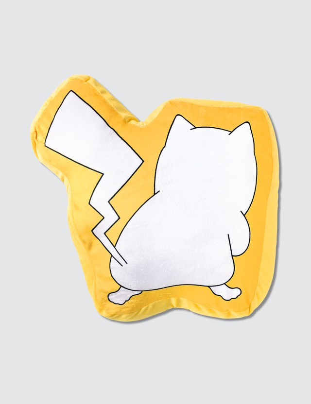 RIPNDIP Catch Em All Throw Pillow