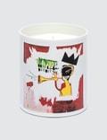 "Ligne Blanche Jean-Michel Basquiat ""Trumpet"" Perfumed Candle Picture"