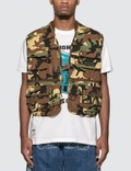 Billionaire Boys Club BB Utility Vest Picutre