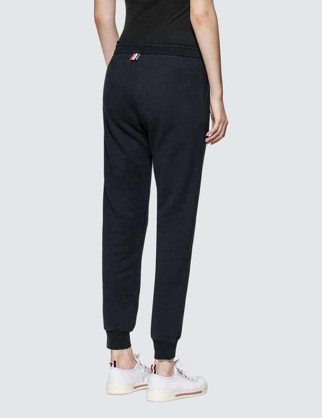 Thom Browne Classic Sweatpants Navy Women