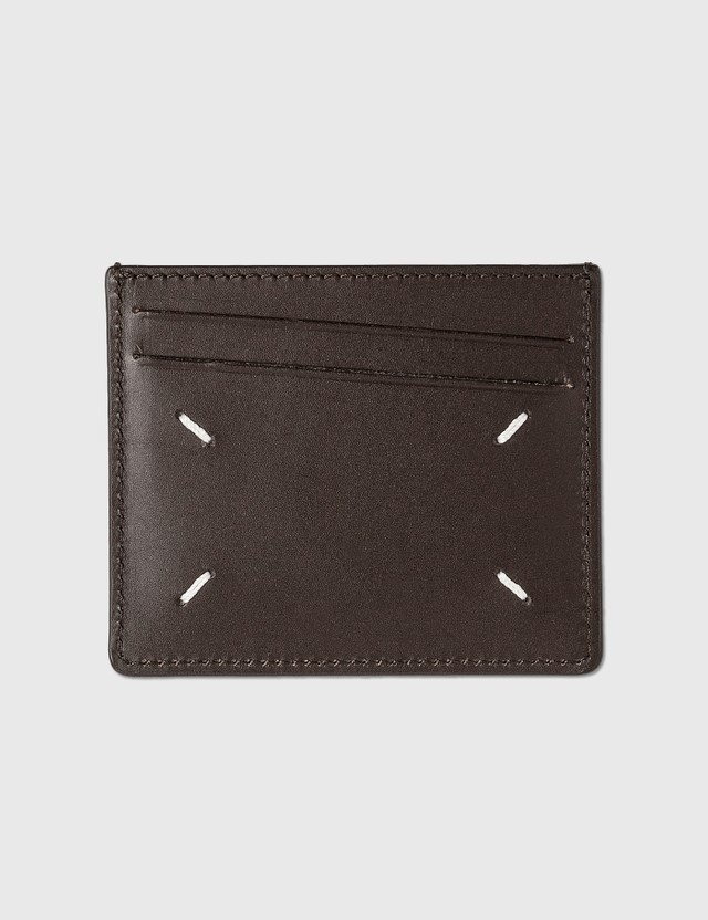 Maison Margiela Double Card Holder Canteen Men