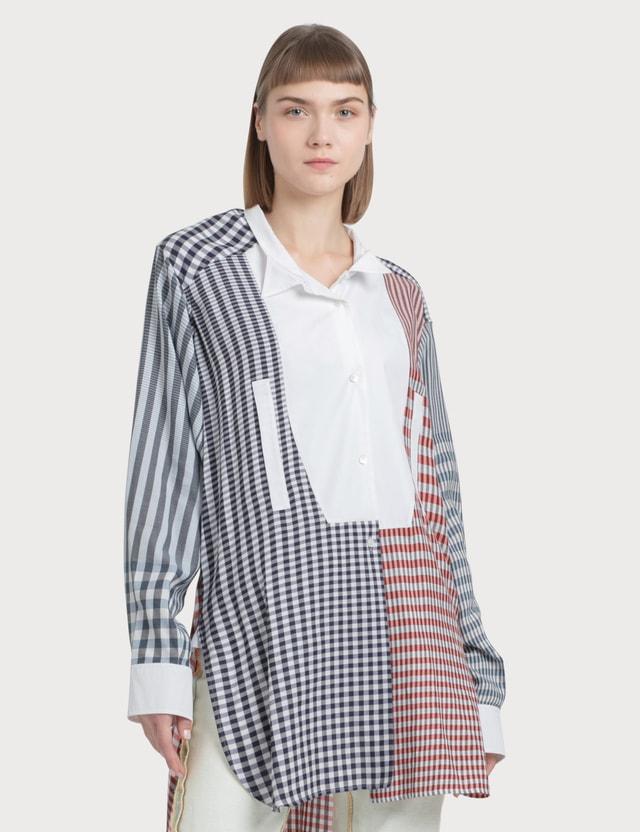 Loewe Long Asymmetric Shirt