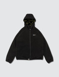 BAPE Reversible Fleece/nylon Camo Zip-up Jacket Picutre