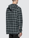 Lanvin Hooded Long Overshirt
