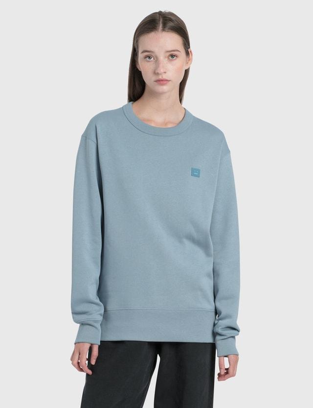 Acne Studios Mini Face Patch Sweatshirt