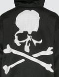 Mastermind World Sleeve Logo Print Full Zip Hoodie