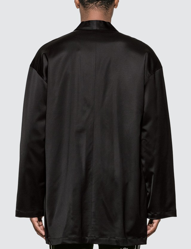 Sasquatchfabrix. Crow Pattern Haori Jacket