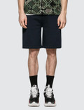 Valentino Rock Stud Jersey Shorts Picture
