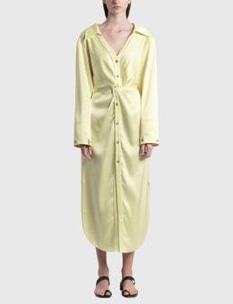 Nanushka Ayse Slip Satin Dress