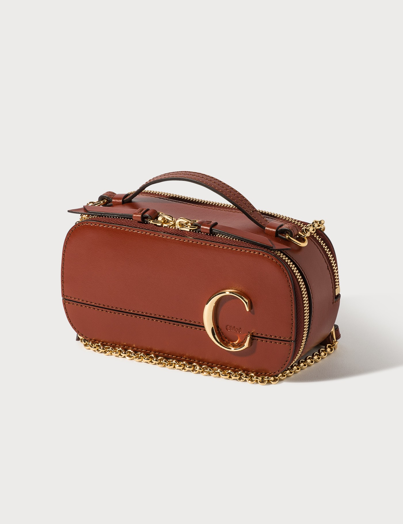 Chloé C MINI VANITY BAG