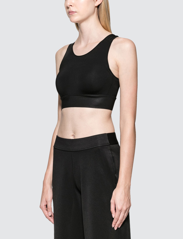 Calvin Klein Performance Hollow-out Back Bra
