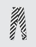 NUNUNU Striped Leggings