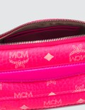 MCM Small Crossbody Bag in Visetos