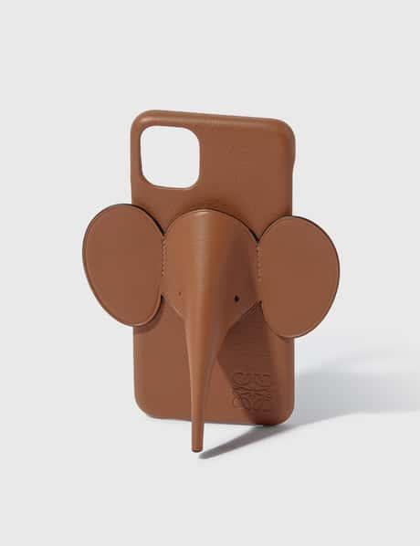 로에베 LOEWE Elephant iPhone Cover 11 Pro Max
