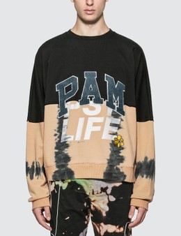 Perks and Mini Psy Life Half Way Crew Neck Sweatshirt
